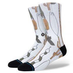 Stance Socks Ded Man - Off White