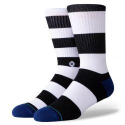 Stance Socks Mariner Staple - Black/White