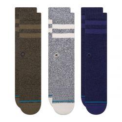 Stance Socks The Joven 3 Pack - Grey