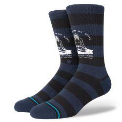 Stance Socks Stay Off Infiknit - Navy