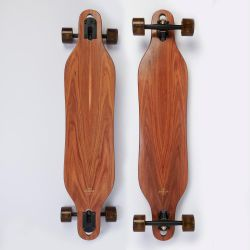 Arbor Axis 40 Inch Complete Skateboard - Flagship