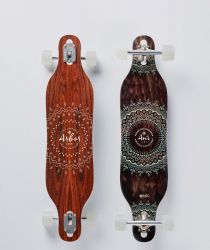 """Arbor Axis 37"""" Complete Skateboard - Solstice"""