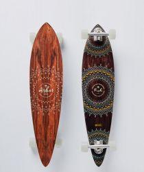 Arbor Fish 37 Inch Complete Skateboard - Solstice