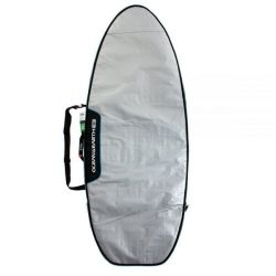 Ocean & Earth Super Wide 5ft 4 Fish Surfboard Bag - Blue
