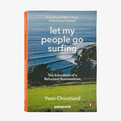 Let My People Go Surfing by Yvon Chouinard - Paperback book, updated edition