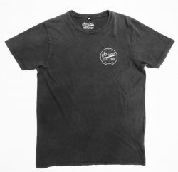 Sorted Surf Shop T Shirt - Black