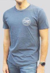 Sorted Surf Shop T Shirt - Blue
