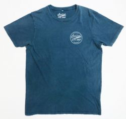 Sorted Surf Shop T Shirt - Blue