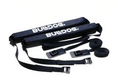 Bulldog Soft Single Roof Racks 2021 - Black
