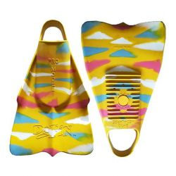 Dafin Zak Noyle Swim Fins - Sunshine