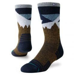 Stance Socks Divide Hike - Brown