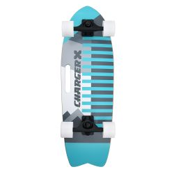 Charger-X Pro 31 Inch Complete Surfskate - Dora