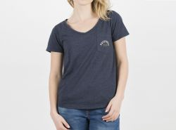 Passenger Acer Womens T-Shirt - Blue Nights
