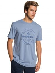 Quiksilver 'Secret Ingredients' T-Shirt - ('Stone Wash')