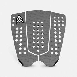 Aerial Material Ezra 3 Piece Surfboard Deck Pad - Black