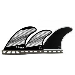 Futures F4 Legacy Series 5 Fin Set in Small