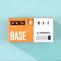 FCS Surfboard Wax - Base Coat