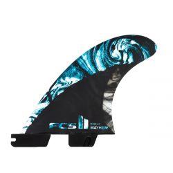 FCS II Matt Biolos PC Carbon Thruster Fins - Large 1