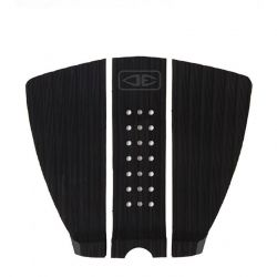 Ocean and Earth Flight 3 Piece Traction Pad 2021 - Black - Full View