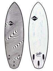 Softech Filipe Toledo Wildfire 5ft 11 Foam Surfboard FCS II in Granite