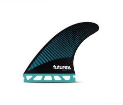 Futures R4 Legacy Tri Fin Set in Small