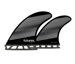 Futures F6 Legacy Series Quad Fin Set in Medium