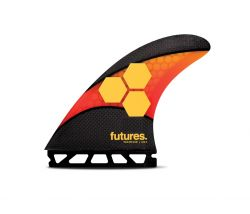 Futures AM2 Techflex Tri Fin Set - Large