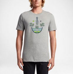 Hurley Anchors Away Mens T Shirt