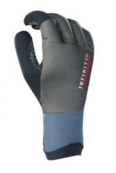 Xcel Infiniti 3mm 5 Finger Wetsuit Glove - Black - front