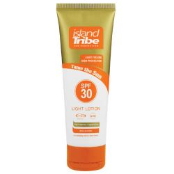 Island Tribe 125ml SPF 30 Light Lotion 1