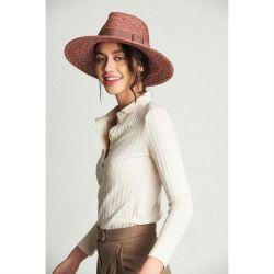Brixton Joanna Womens Hat - Dark Lilac