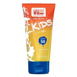 Islands Tribe Kids Clear Gel Sunscreen SPF 50 - 50ml