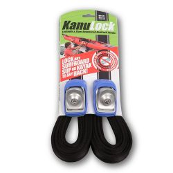 Kanulock 5.4m/18'0 Lockable Tie Downs