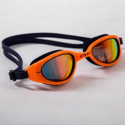 Zone 3 Attack Swim Goggles Polarised - Navy Orange