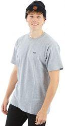 Vans Left Chest Hit Mens Logo Long Sleeve T-Shirt 2021 - Athletic  - Front - Front