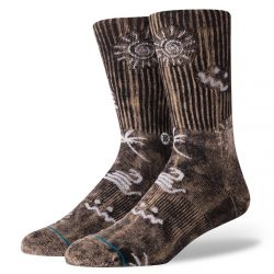 Stance Socks Wave Snake - Black