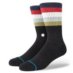 Stance Socks Maliboo - Black/Fade