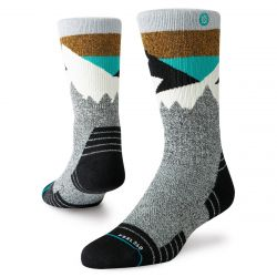 Stance Socks Divide Hike - Black