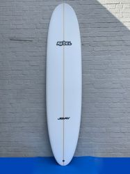Rebel Magic Carpet PU Surfboard - White