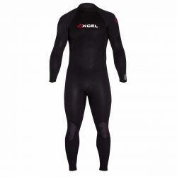 Xcel 3/2mm Icon X Mens Summer Wetsuit - Black