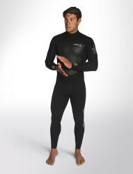 C Skins Mens Legend GBS 3mm Summer Wetsuit 2018
