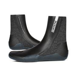 Mystic Supreme 5mm Split Toe Wetsuit Boots - Black