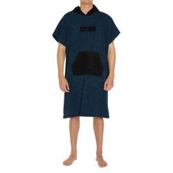 FCS Towel Changing Robe - Navy/Black
