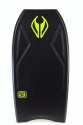 NMD Evo PE Bodyboard in Black/Yellow
