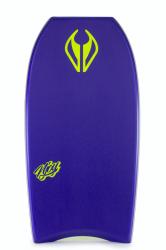 NMD Njoy 40 PE Core Bodyboard - Blue/Yellow