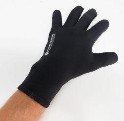 Outdoor Adventure 3mm Wetsuit Gloves - Black -  Gloves on