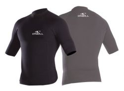 O'Neill Thermo X Short Sleeve Rash Vest - 2017