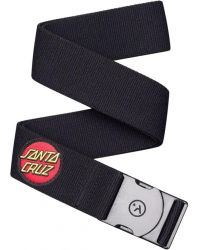 Arcade Belts X Santa Cruz Rambler in Black