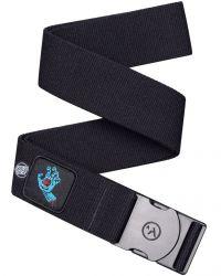 Arcade Belts X Santa Cruz Rambler in Black/Screaming Hand