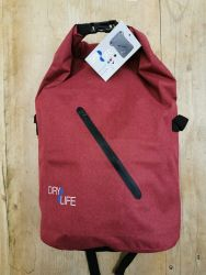 Dry Life 21L Dry Bag Backpack 2021 - Red